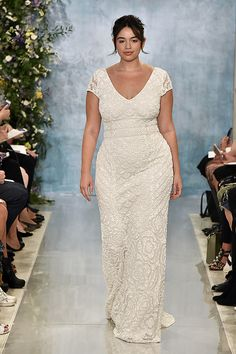 4bc92bc58b1 Lilia by THEIA Bridal STYLE  890098 Plus Size Wedding Gowns