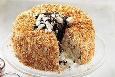 armenovil, my favorite Greek Sweets, Greek Desserts, Party Desserts, Greek Recipes, Dessert Recipes, Greek Cake, Low Calorie Cake, Pastry Cook, Ice Cream Treats