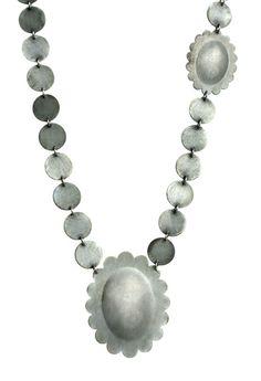 Amazing antique silver disc necklace  Klimt02: Paul, Malou jewelry design unique handmade jewelry images jewelers