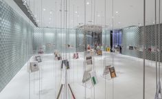 All too often, bookstores offer a static experience, comprising of uniform rows of books, good lighting and not much else. By all accounts though, Shanghainese design studios Wutopia Lab and ArchUnits had fun pulling together Zhongshuge bookstore – the...