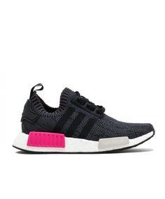 best service 285b8 92bb5 Chaussure Adidas NMD R1 W PK Primeknit Essential Pink Noyau Noir Noyau Noir Shock  Pink BB2364