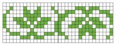 """Kevättä kohden💚 Kevään värejä ja raikkautta """"Inhokkivärini vihreä. Mitä siitä voisi tehdä, jotta saisin nämä langat käytettyä? Miksi... Knitting Charts, Knitting Stitches, Hand Knitting, Knitting Patterns, Crochet Patterns, Crochet Chart, Filet Crochet, Crochet Motif, Graph Design"""