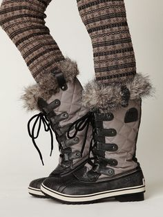 """Tofino Weather Boot 