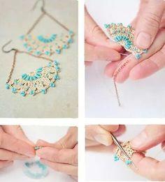 Abanico earrings
