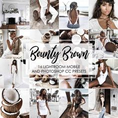 Bounty Brown - Tan Summer Filters, Brown Warm Lightroom Presets – Art My House Lightroom Effects, Photoshop Presets, Photoshop Filters, Vsco Presets, Photoshop Actions, Mixed Media Photography, Photography Editing, Photo Editing, Creative Photography
