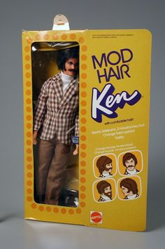 I didn't have this doll but I wanted it... it was for sale in Sue-Gar's our local variety store...