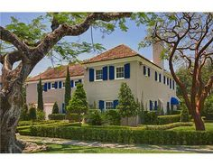 Coral Gables Home in the French Village