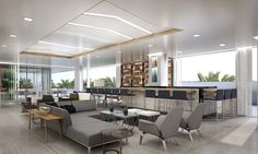 HYATT CENTRIC SOUTH BEACH MIAMI LOUNGE