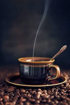 Coffee Cup Art, Coffee Gif, Coffee Poster, Coffee Love, Coffee Break, Best Coffee, Morning Coffee, Café Chocolate, Coffee Pictures