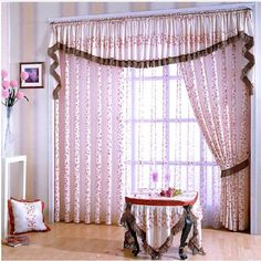Splendid Curtains for the room http://dreaminteriordecor.blogspot.com/2013/08/splendid-curtains.html