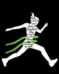 Great running quote but could also be applied to many other things :)