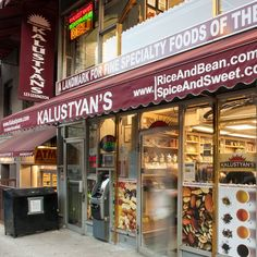 The Best Grocery Store in America Is Kalustyan's