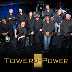 The legendary funk/soul band, Tower of Power has been performing since 1968, and is best known for their funky soul sound highlighted by a powerful horn section.  #Spokane March 28