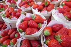 Gariguette (fraise) de Provence