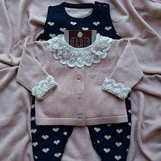 Saida de maternidade - tricot love