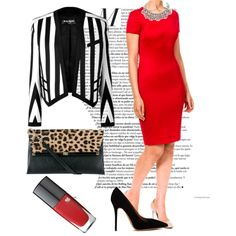 Business Red