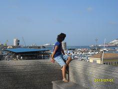 Ceuta à Ceuta Spanish Towns, Four Square, Louvre, Building, Travel, Beautiful, Viajes, Buildings, Destinations