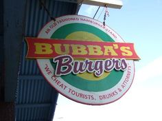 Bubba's Burgers in Kapaa, Kauai - best burger ever!!