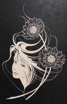Kiri Ken Cut Paper Art