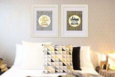Gold Inspirational & Geometric Typographic Poster Prints by PomGraphicDesign  #poster #print #decor #homedecor #interiordesign #walldecor #love #boho #tribal #hipster #quotes #inspirational #typography #typographyposters #travelposter #travel#Inspire #Inspirationalposters #quoteposters #Golddecor