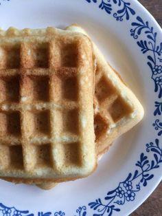 low-carb waffle recipe almond flour