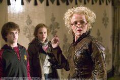Harry,Hermione and Skeeter