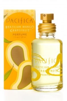 Pacifica Brazilian Mango Grapefruit Perfume Spray Fun, fresh and fantastic!