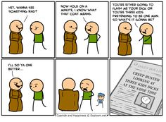 Cyanide & Happiness, Comic for 2016.09.05 - http://www.funnyclone.com/cyanide-happiness-comic-for-2016-09-05/