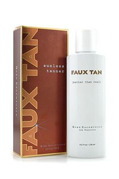 1 of the 9 best self tanners of 2012  Available at both Spa Roma locations!