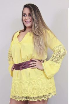 5b4ecec38ba1 24 Girls Who Are Not Scared to Show Off in Plus Size Dresses in the Summer