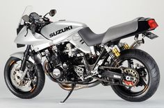 Awesome Suzuki 2017: Suzuki RCM-126 GSX 1100S Katana by AC Sanctuary Tokyo West... Check more at http://24cars.top/2017/suzuki-2017-suzuki-rcm-126-gsx-1100s-katana-by-ac-sanctuary-tokyo-west/