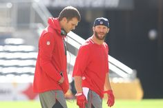 Tom Brady, Julian Edelman working out together at Patriots facilities - Pats Pulpit