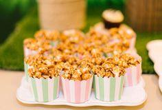 Popcorn, jungle themed children's birthday party, Sweet Soirées, Hong Kong #hongkong #jungle #popcorn #party