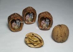 Sagrada Família em casca de noz