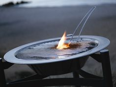 A beautifully designed all-rounder - doubles as a brazier and a BBQ