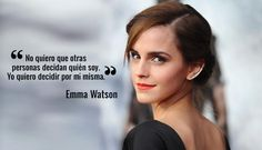 11 Emma Watson phrases that every woman should keep in mind. (Photo: Getty I … - Modern Emma Watson Frases, Emma Watson Quotes, Lyric Quotes, Motivational Quotes, Life Quotes, Getting A Kitten, Ema Watson, Power Girl, Spanish Quotes