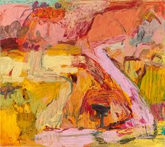 Elisabeth Cummings, From the two tanks, Fowler's Gap, 2012