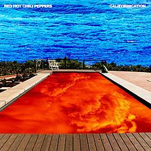 Californication- Red Hot Chili Peppers  8/10  Their darkest album yet