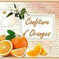 conf oranges