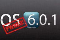 Jailbreak iOS 6.0 & iOS 6.0.1 op de iPhone en iPod touch met Sn0wbreeze [Guide]