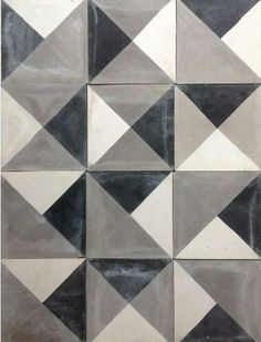Ceramic tiles and quite affordable and give your home an elegant and unique touch without drowning out other are… Floor Patterns, Tile Patterns, Textures Patterns, Fabric Patterns, Celtic Quilt, Modern Flooring, Encaustic Tile, Textured Carpet, Painted Floors
