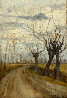 Lorenzo Delleani (Italian 1840-1908)