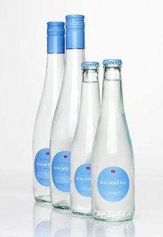 MALMBERG:Water - The Dieline -