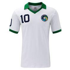 New York Cosmos 1977 PELE #10 Retro Shirt by Umbro - £34.99