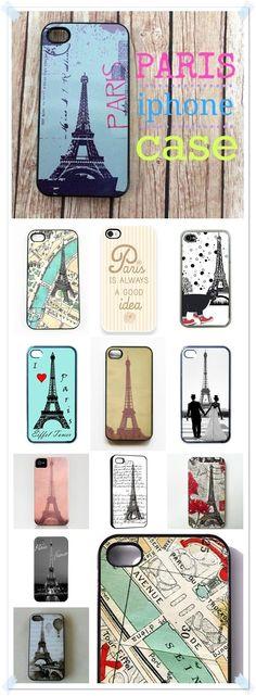 Paris fundas móvil