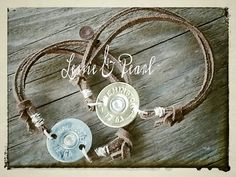 SHOTGUN SHELL LEATHER BRACELET...; wanna make this out of the first shell I have after I fire my grandpa's shotgun