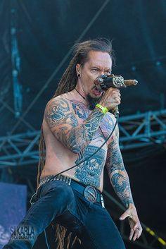 Tomi Joutsen Tattoo