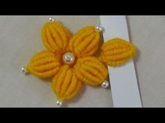 Hand Embroidery: Stunning Method To Make Bullion Flowers - Stickerei Ideen Basic Hand Embroidery Stitches, Hand Embroidery Videos, Hand Embroidery Flowers, Hand Embroidery Tutorial, Hand Embroidery Designs, Embroidery Techniques, Ribbon Embroidery, Embroidery Patterns, Bullion Embroidery