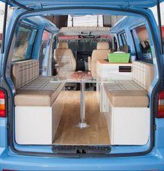 VW Transporter T5 Camper van | eBay