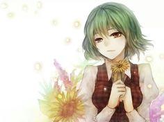 Yuuka     by:karen v.